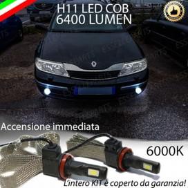 KitFull LEDFendinebbia H11 6400 LUMENRENAULTLAGUNA II
