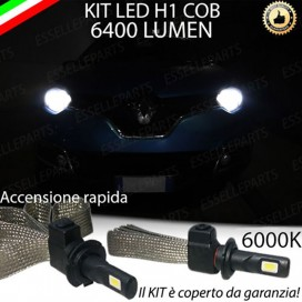 Kit Full LED H1 Anabbaglianti 6400 LUMEN RENAULT CAPTUR