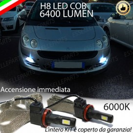 Kit Full LED H8 6400 LUMEN Fendinebbia SMART FORFOUR I