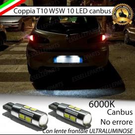 Luci targa 10 LED Canbus 660 Lumen