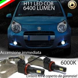 KitFull LEDFendinebbia H11 6400 LUMENSUZUKIALTO II