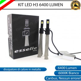 Kit Full LED coppia H3 6400 LUMEN