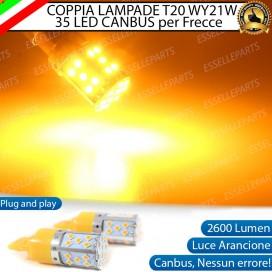 Coppia Frecce Posteriori T20 WY21W 35 LED Canbus Toyota Land Cruiser (KDJ 150)