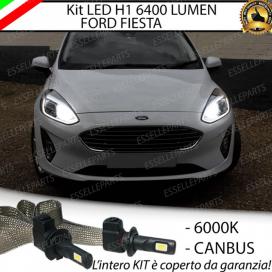 KitFull LED Abbaglianti H1 6400 LUMENFORDFIESTA VII