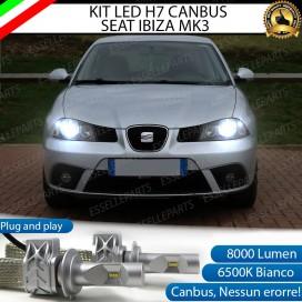 Kit Full LED H7 Anabbaglianti SEAT IBIZA 6L