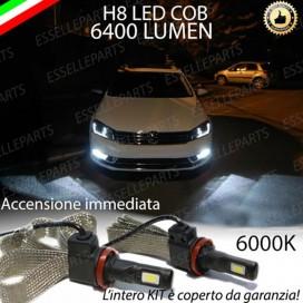 KitFull LED H8 6400 LUMEN FendinebbiaVWPASSAT B7
