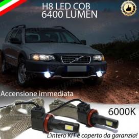 KitFull LED H8 6400 LUMEN FendinebbiaVOLVOXC70 II