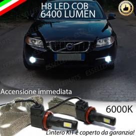 KitFull LED H8 6400 LUMEN FendinebbiaVOLVOV70 III