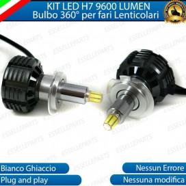 Kit Full LED H7 9600 LUMEN Anabbaglianti BMW Serie 5 (F10 F11)
