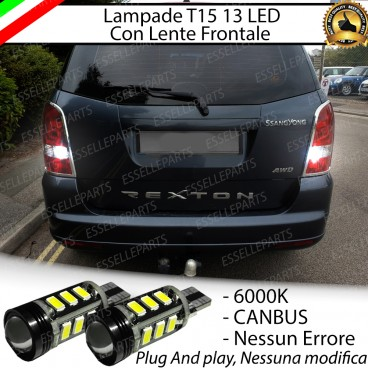 Luci Retromarcia 13 LED REXTON