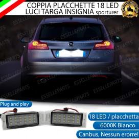 Placchette a LED Complete per modelli Sportourer