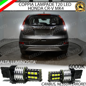 Luci Retromarcia 15 LED T20 HONDA CR-V IV