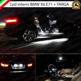 Led interni + Targa