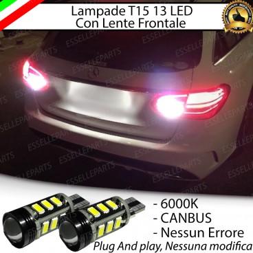 Luci Retromarcia 13 LED CLASSE C W205