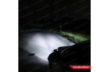 KitFull LEDFendinebbia H1 10000 LUMENPEUGEOT 607