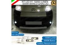 KitFull LEDFendinebbia H1 10000 LUMEN CITROENNEMO