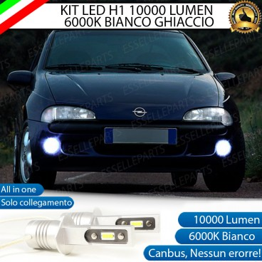 Kit Full LED Fendinebbia H1 10000 LUMEN OPEL TIGRA