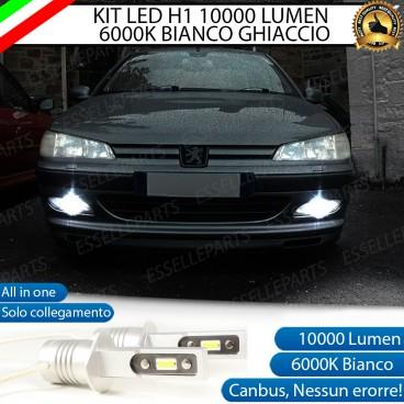 KitFull LEDFendinebbia H1 10000 LUMENPEUGEOT 406