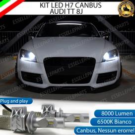 KitFull LED H7 8000 LUMEN AbbagliantiAUDI TT 8J