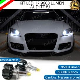 Kit Full LED H7 9600 LUMEN AbbagliantiAUDI TT 8J
