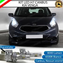 KitFull LED H7 8000 LUMEN AnabbagliantiKIA VENGA