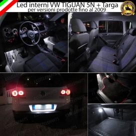 Led interni + Targa per modelli fino al 2009