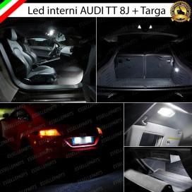 Led interni + Placchette Targa