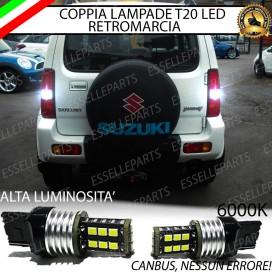Luci Retromarcia 15 LED T20