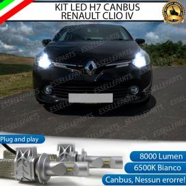 KitFull LED H7 8000 LUMEN AnabbagliantiRENAULT CLIO IV