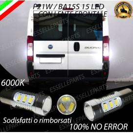 Luci Retromarcia 15 LED FIAT DUCATO III CON LENTE FRONTALE
