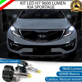 KitFull LED H7 9600 LUMEN AnabbagliantiKIASPORTAGE III