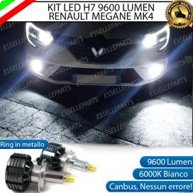 KitFull LED H7 9600 LUMEN AnabbagliantiRENAULTMEGANE IV
