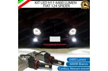 Kit Full LED H11 Fendinebbia FIAT 124