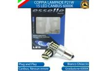 Luci Retromarcia 15 LED Opel Tigra