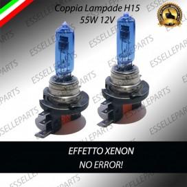 Lampade H15 Blue