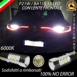 Luci Retromarcia 15 LED Renault Megane 4 CON LENTE FRONTALE