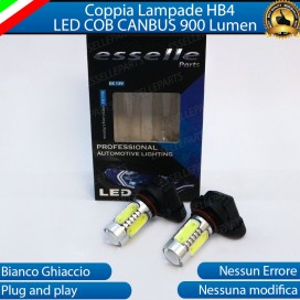 Luci Fendinebbia HB4 LED COB 900 LUMEN Volkswagen Up!