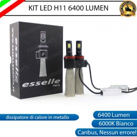 Kit Full LED H11 Fendinebbia 6400 LUMEN Ford Focus (MK2)