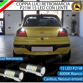 Luci Retromarcia 15 LED TIGRA