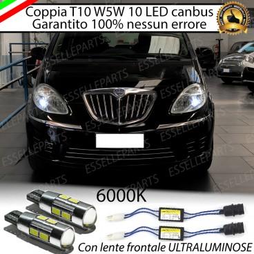 Luci posizione 10 LED Canbus 660 Lumen LANCIA MUSA