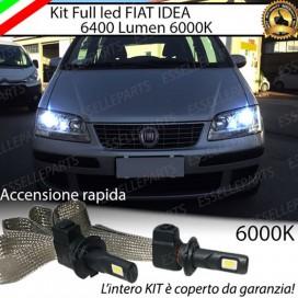 KIT FULL LED H7 Anabbaglianti FIAT IDEA