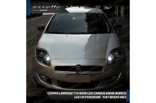 Luci posizione 6 LED Canbus BRAVO MK2