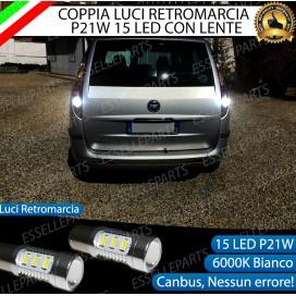 Luci Retromarcia 15 LED Fiat Ulysse CON LENTE FRONTALE