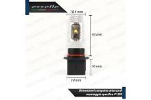 Luci Diurne 6 LED P13W CREE MAZDA CX-5