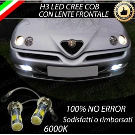 Luci Fendinebbia H3 LED COB 900 LUMEN Alfa Romeo GTV