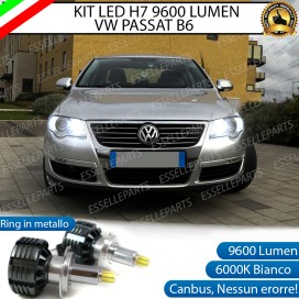 Kit Full LED H7 9600 LUMEN AbbagliantiVW PASSAT B6
