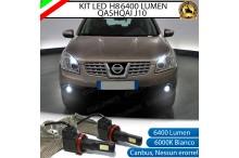 Kit Full LED H11 Fendinebbia NISSAN QASHQAI I