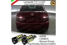 Luci Retromarcia 13 LED LEXUS IS II