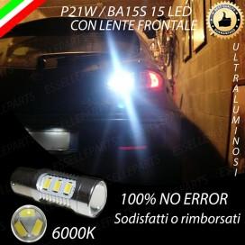 Luce Retromarcia 15 LED Alfa Romeo 147 CON LENTE FRONTALE