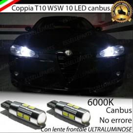 Luci posizione Mk2 10 LED Canbus 660 Lumen
